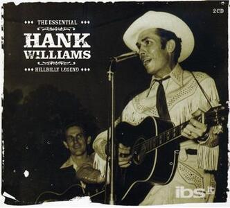 Essential - CD Audio di Hank Williams