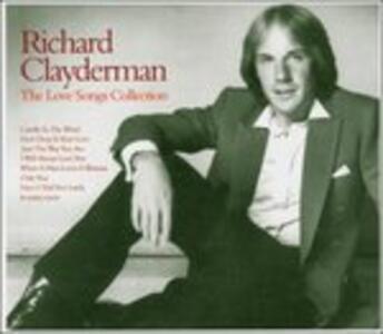 Love Songs Collection - CD Audio di Richard Clayderman