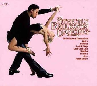 Strictly Ballroom - CD Audio