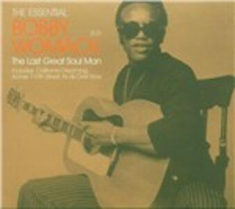Last Great Soul Man - CD Audio di Bobby Womack