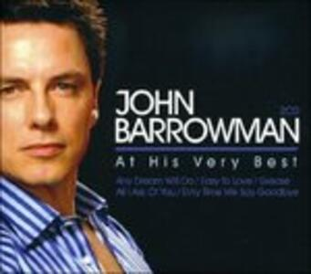 At His Very Best - CD Audio di John Barrowman