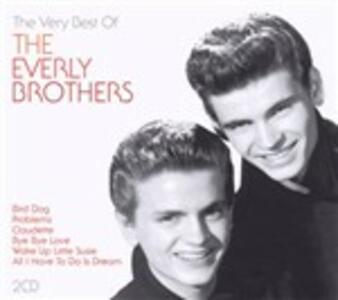 Very Best of - CD Audio di Everly Brothers