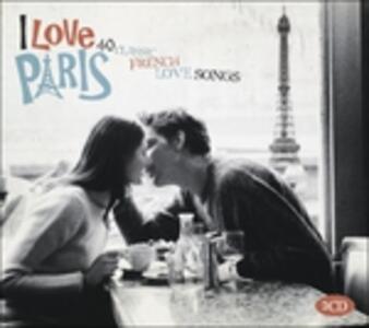 My Kind of Music - I Love Paris - CD Audio