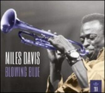 Blowing Blue - CD Audio di Miles Davis