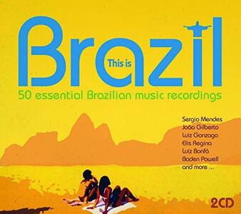 My Kind of Music - This Is Brazil - CD Audio