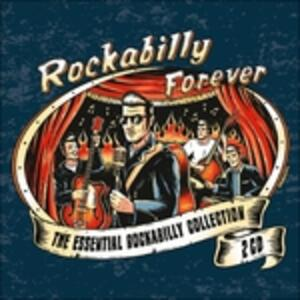 Rockabilly Forever - CD Audio