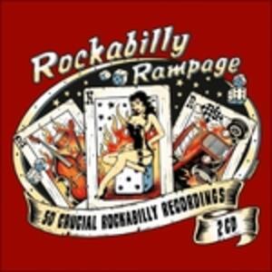 Rockabilly Rampage - CD Audio