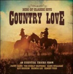 Country Love - CD Audio
