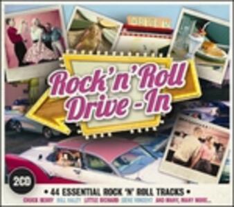 Rock 'n'roll Drive-in - CD Audio