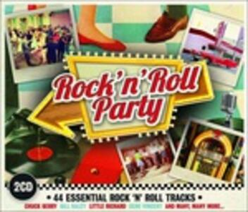 Rock 'n' Roll Party - CD Audio