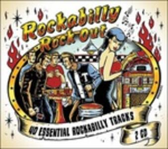Rockabilly Rock Out - CD Audio