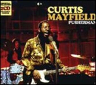 Pusherman - CD Audio di Curtis Mayfield