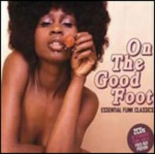 On the Good Foot - CD Audio