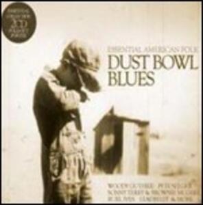 Dust Bowl Blues - CD Audio