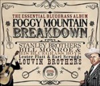 Foggy Mountain Breakdown - CD Audio