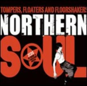 Northern Soul. Stompers, Floaters and Floorshakers - CD Audio