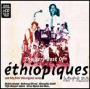 The Very Best of Ethiopques - CD Audio