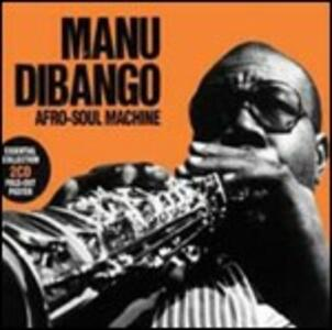Afro-Soul Machine - CD Audio di Manu Dibango