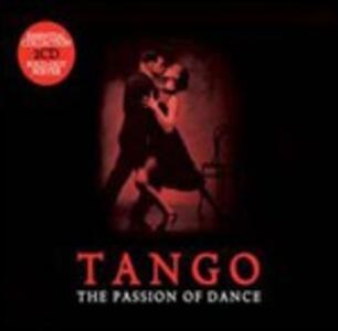 Tango. The Passion of Dance - CD Audio