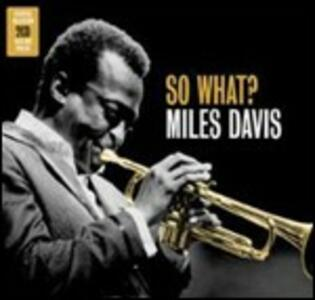 So What? - CD Audio di Miles Davis