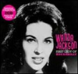 First Lady of Rockabilly - CD Audio di Wanda Jackson