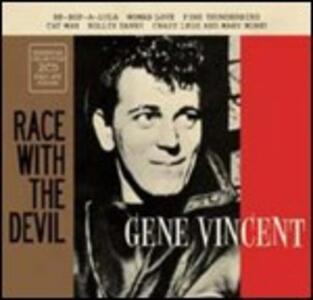 Race with the Devil - CD Audio di Gene Vincent