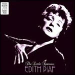 The Little Sparrow - CD Audio di Edith Piaf
