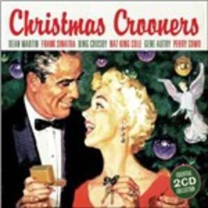 Christmas Crooners - CD Audio