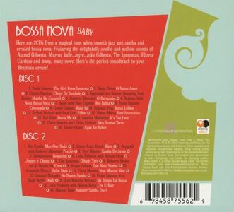 Bossa Nova Baby. The Sultry Groove - CD Audio - 2