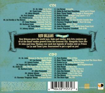 New Orleans. Gris Gris - CD Audio - 2