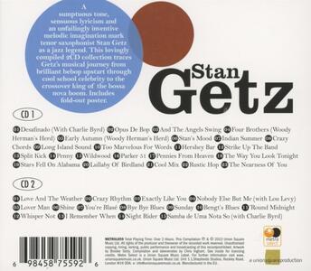 The Immortal Soul - CD Audio di Stan Getz - 2