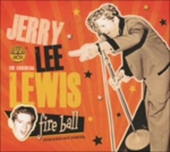 Fire Ball - CD Audio di Jerry Lee Lewis