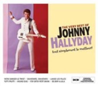Tout simplement le meilleur! - CD Audio di Johnny Hallyday