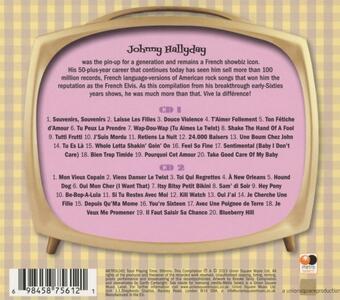 Tout simplement le meilleur! - CD Audio di Johnny Hallyday - 2