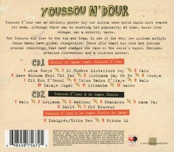 Senegal Super Star - CD Audio di Youssou N'Dour - 2