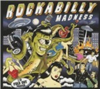 Rockabilly Madness - CD Audio