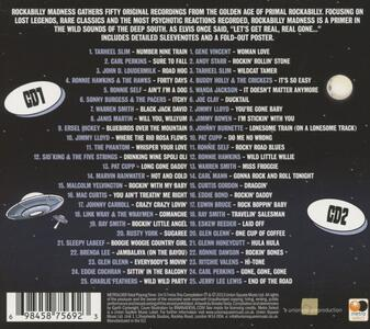 Rockabilly Madness - CD Audio - 2