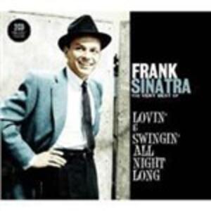 Lovin' & Swingin' All Night Long - CD Audio di Frank Sinatra