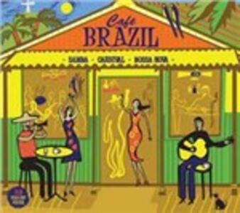 Cafè Brazil - CD Audio