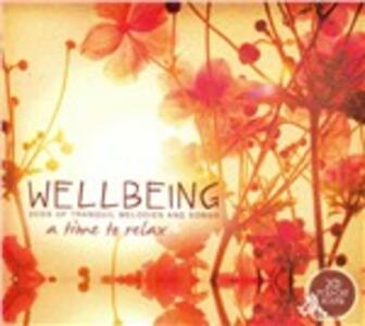 Wellbeing - CD Audio