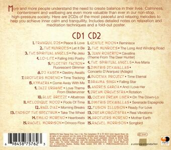 Wellbeing - CD Audio - 2
