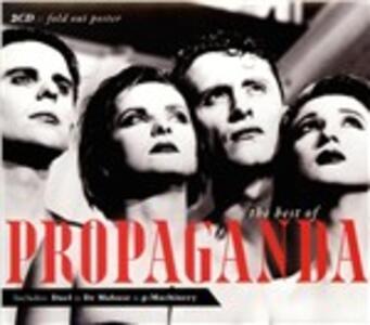 The Best of - CD Audio di Propaganda