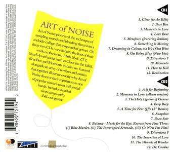 The Best of - CD Audio di Art of Noise - 2