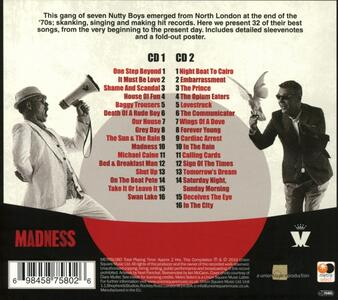 The Very Best of - CD Audio di Madness - 2