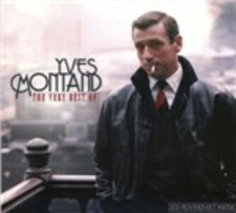 Very Best of - CD Audio di Yves Montand