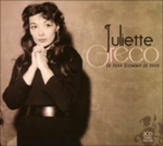 Je suis comme je suis - CD Audio di Juliette Gréco