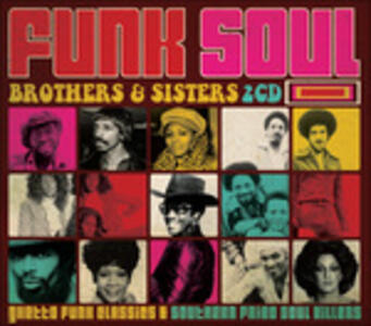 Funk Soul Brothers & - CD Audio