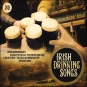 Irish Drinking Songs - CD Audio