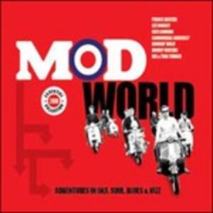 Mod World - CD Audio