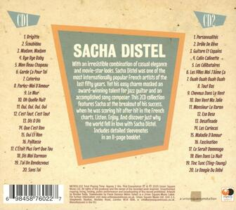 The Very Best of - CD Audio di Sacha Distel - 2
